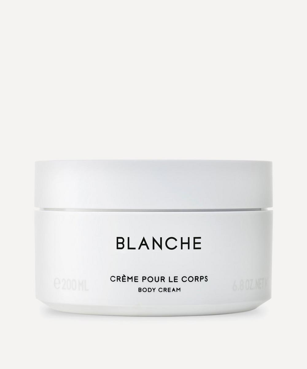 Byredo - Blanche Body Cream 200ml