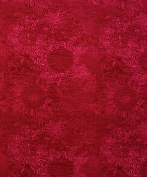Rose May Cotton Velvet