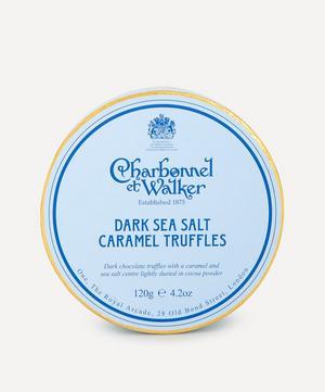 Dark Sea Salt Caramel Truffles 120g