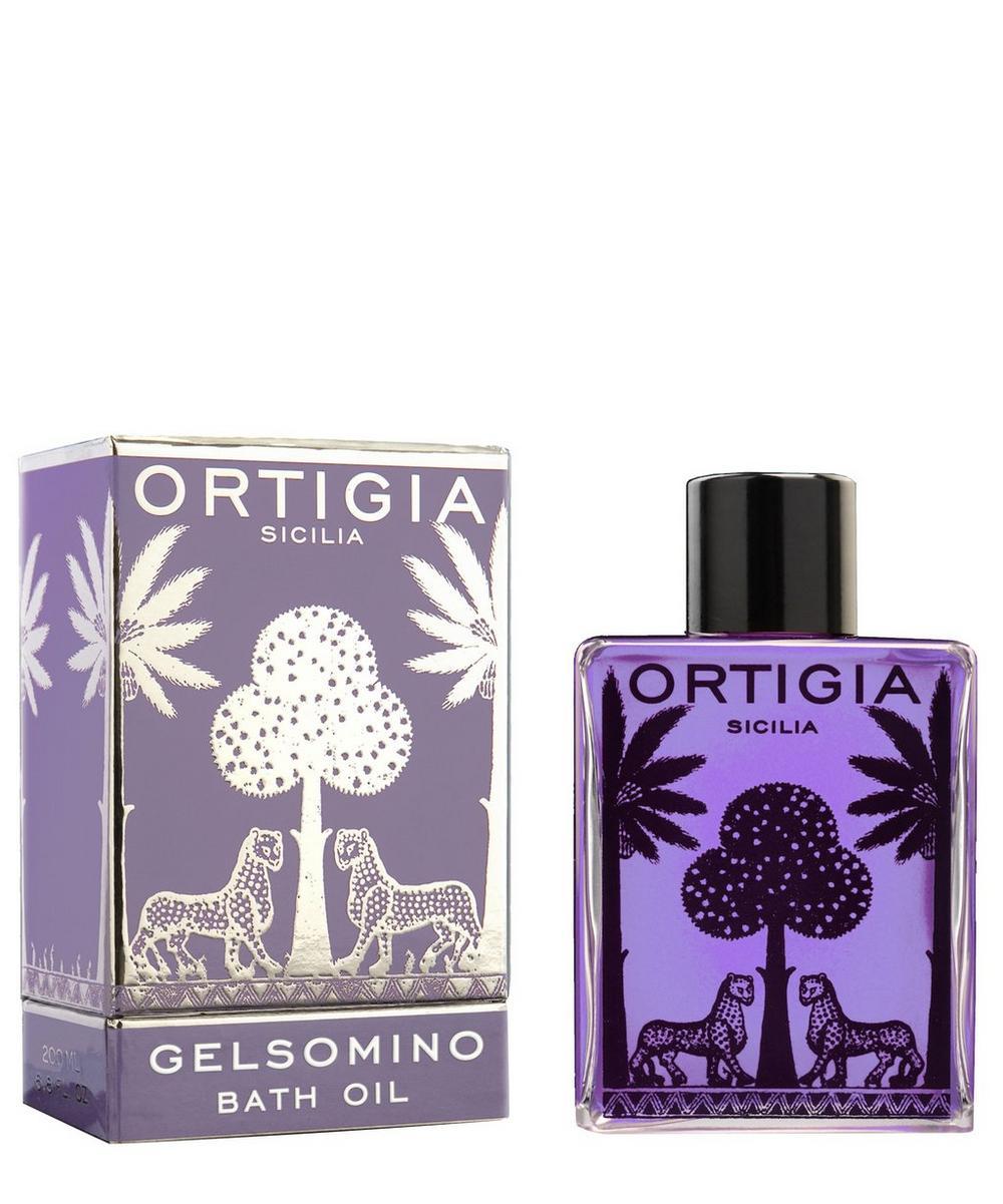 Gelsomino Bath Oil 200ml