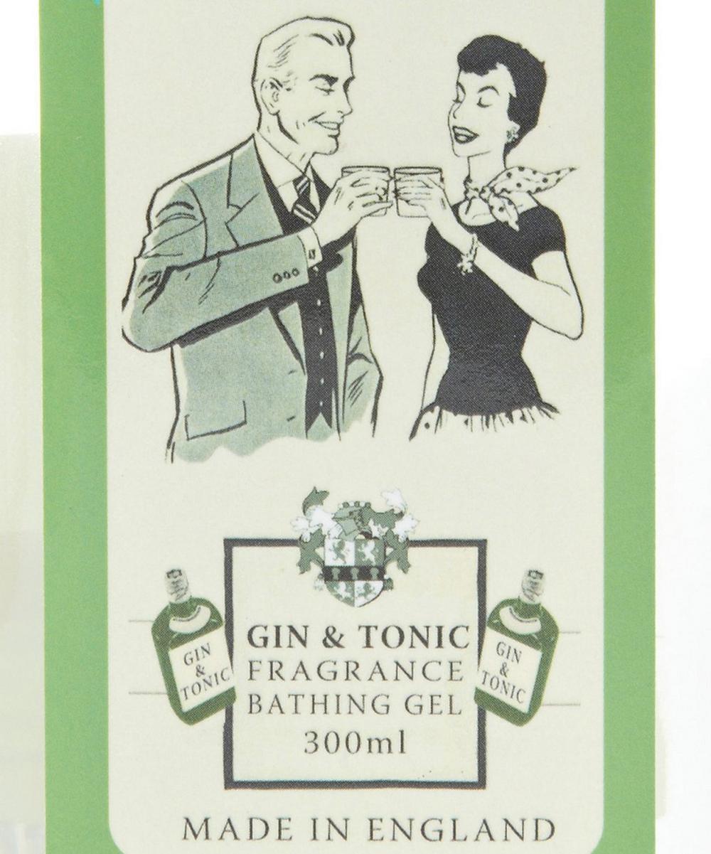 Gin and Tonic Bathing Gel 300ml