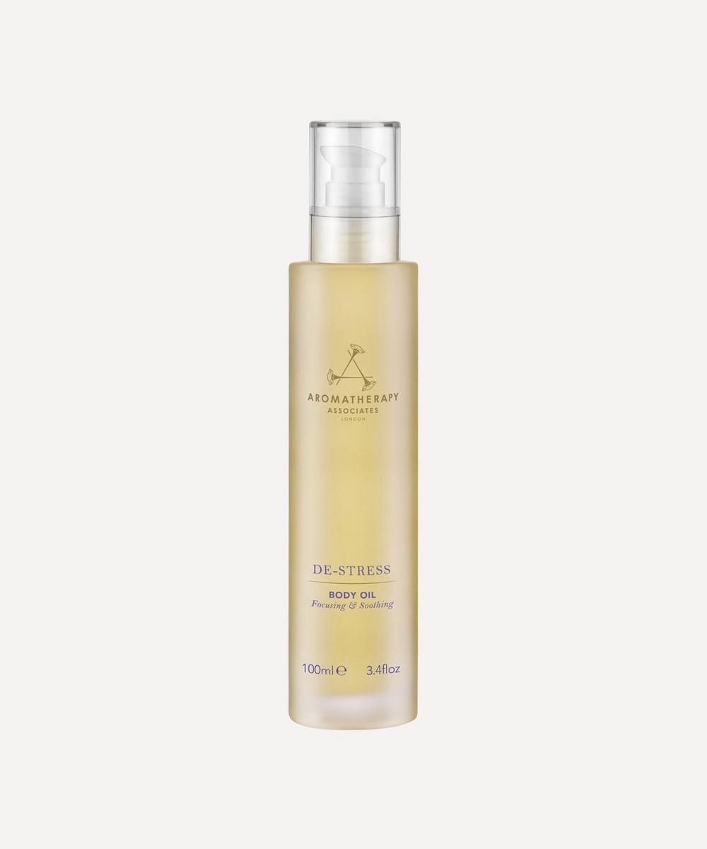 De-Stress Massage and Body Oil 100ml