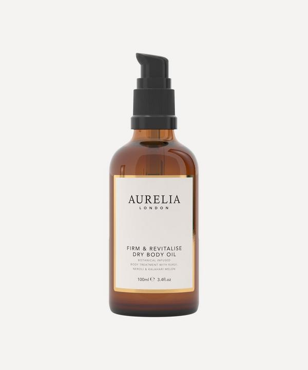 Aurelia Probiotic Skincare - Firm and Revitalise Dry Body Oil 100ml