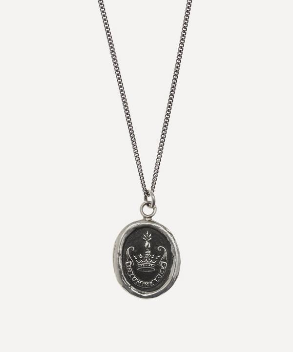 Pyrrha - Inspiration Sterling Silver Necklace