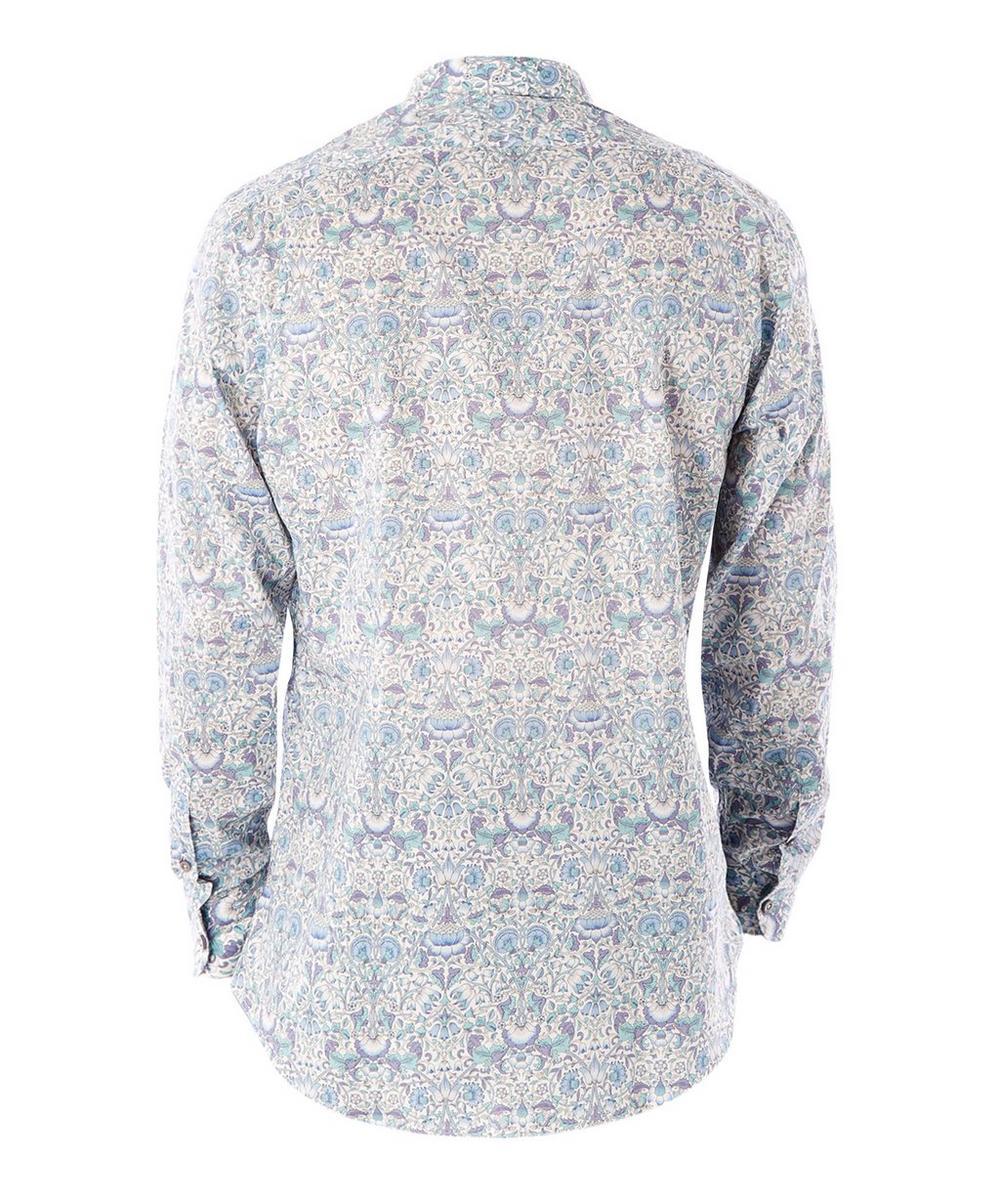 Lodden Men's Tana Lawn Cotton Shirt