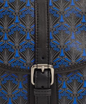 Carnaby Saddle Bag in Iphis Canvas