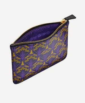 Coin Pouch in Iphis Canvas