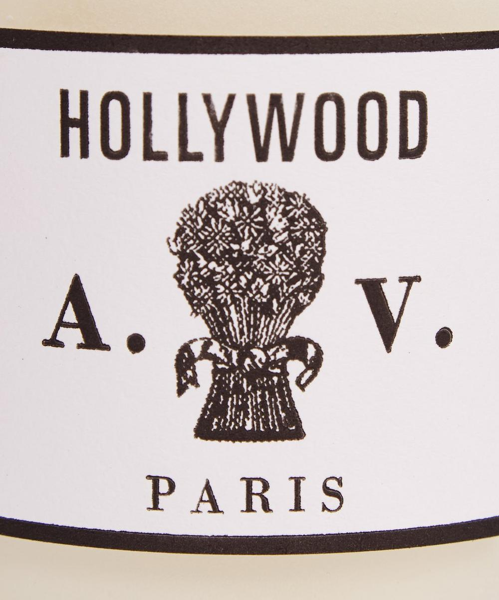 Hollywood Glass Scented Candle 260g
