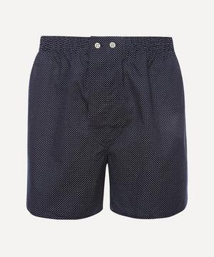 Polka Dot Classic Cotton Boxer Shorts
