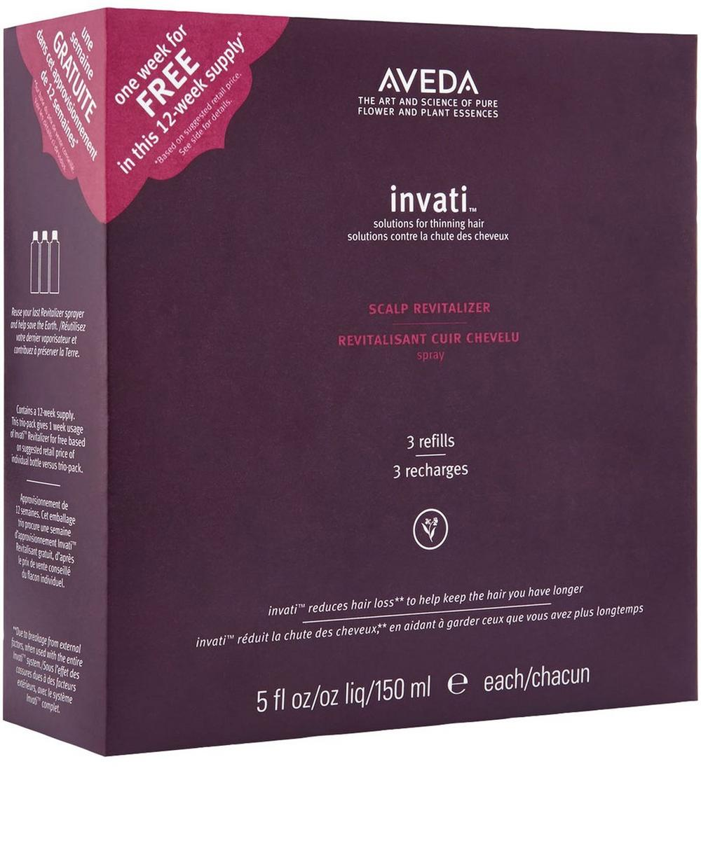 Invati Scalp Revitaliser Refill Set