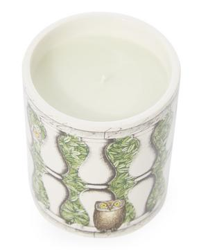 White Balaustra Scented Candle