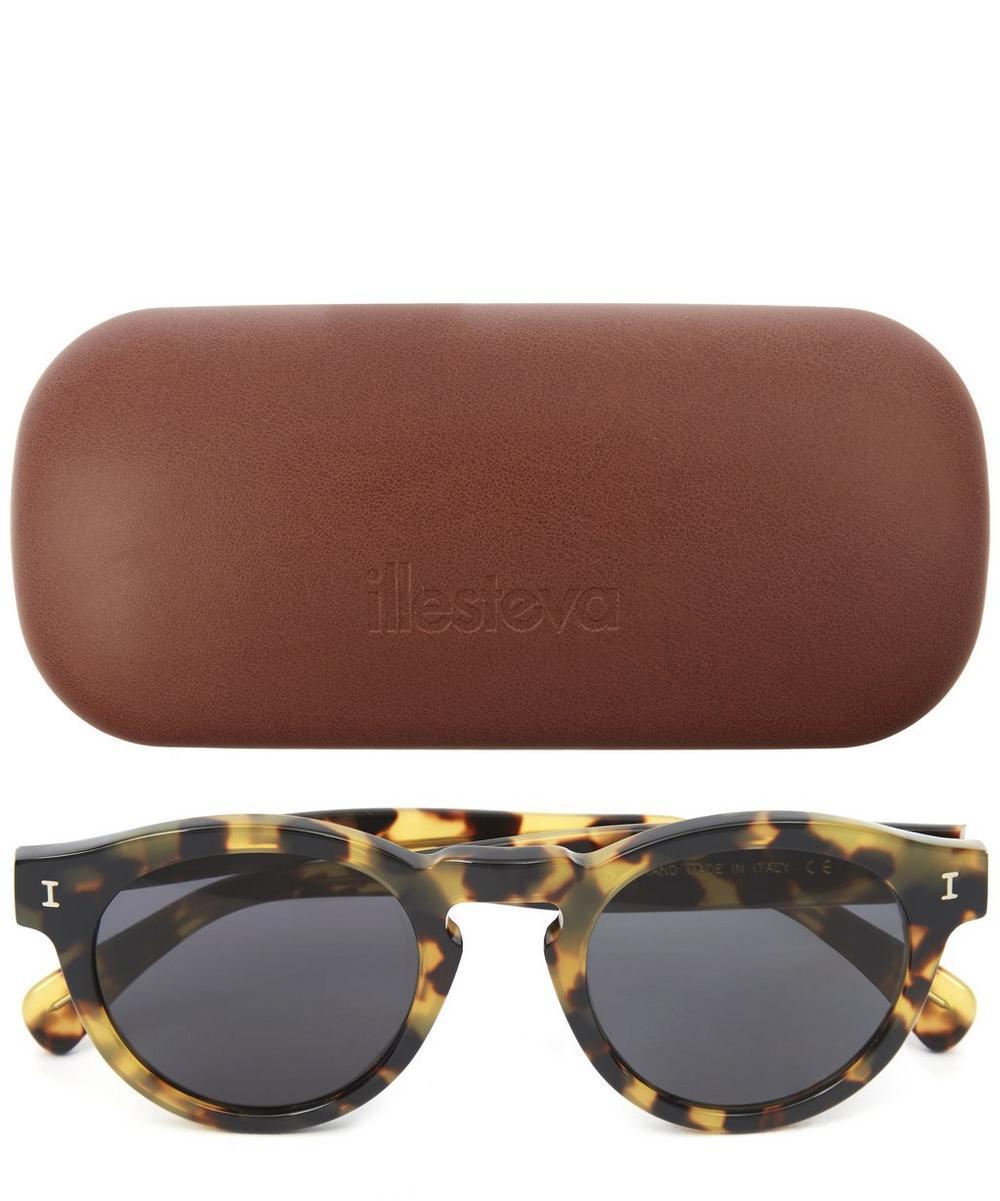 Tortoiseshell Leonard II Acetate Sunglasses