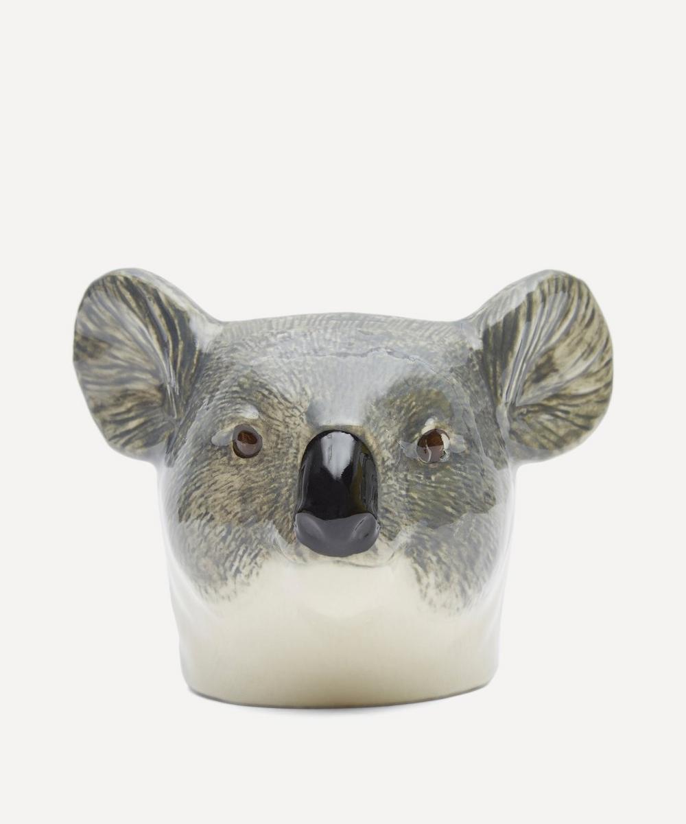 Quail - Koala Face Egg Cup