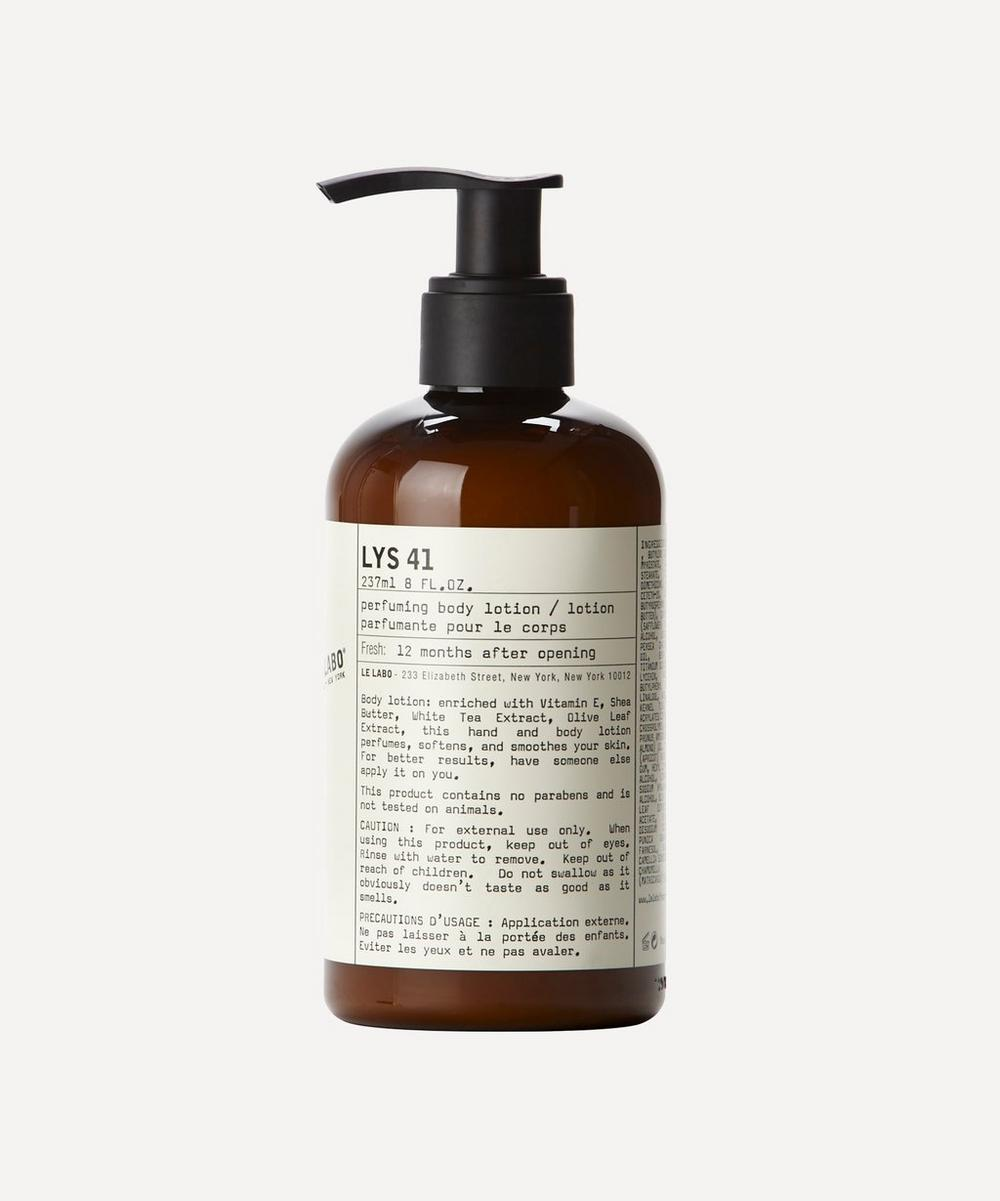 Lys 41 Body Lotion 237ml