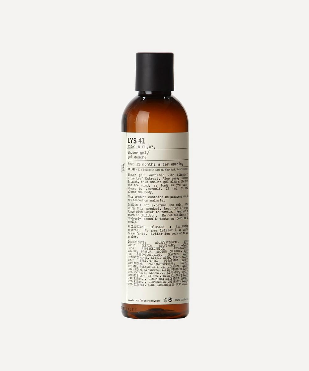 Le Labo - Lys 41 Shower Gel 237ml
