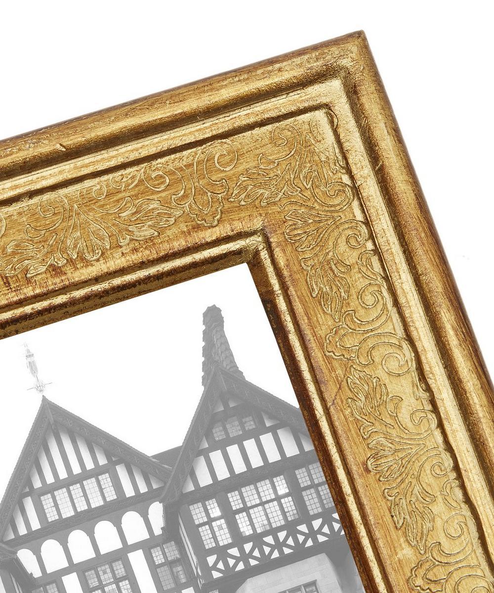 Gold Leaf Verona 5 x 7 Frame