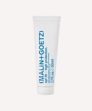 SPF 30 High Protection Face Moisturiser 50ml
