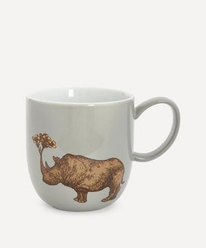 Puddin' Head Rhino Mug