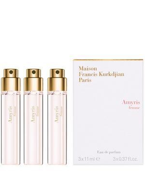 Amyris Femme Eau de Parfum Refills 3 x 11ml