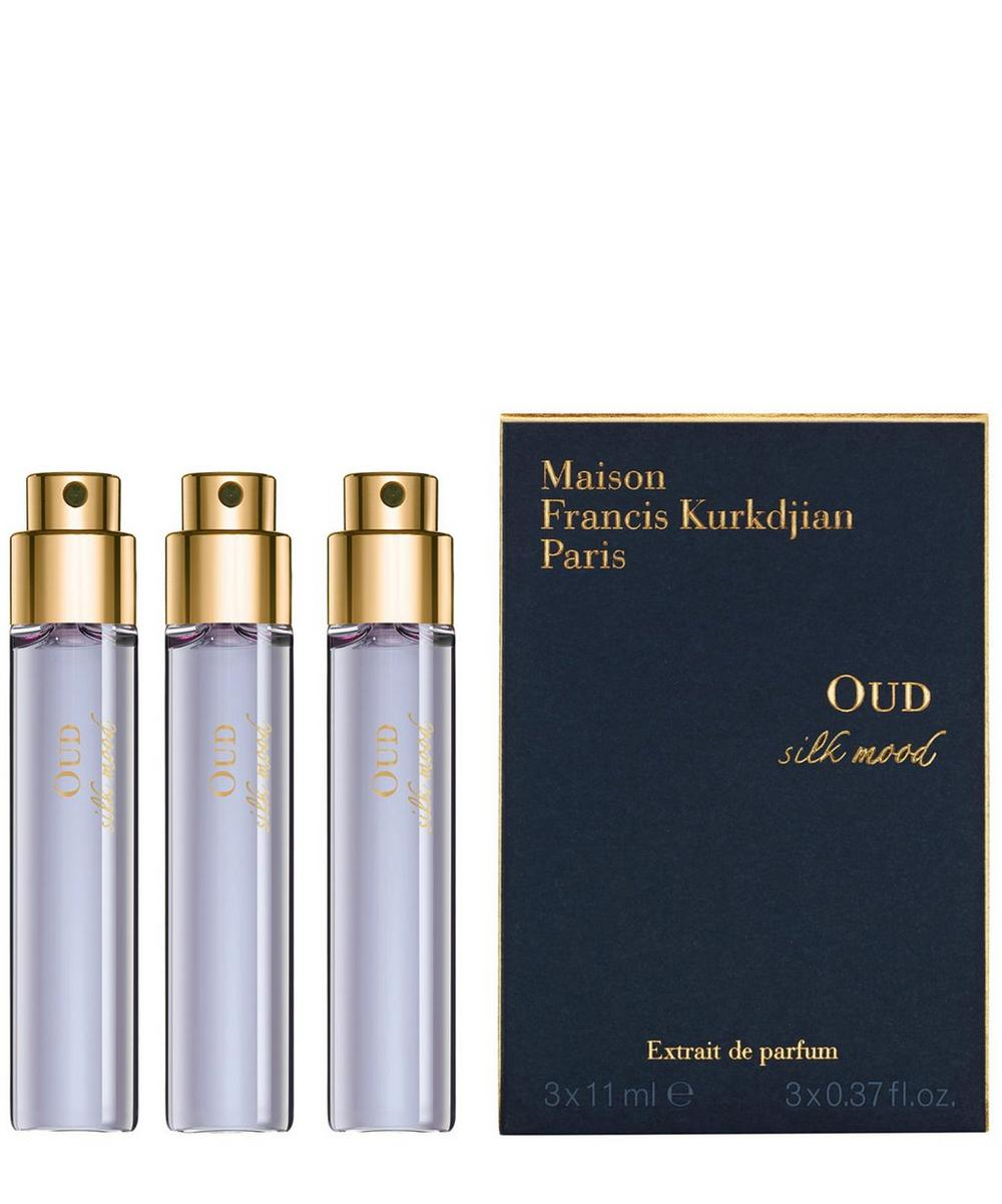 OUD Silk Mood Eau de Parfum Refills 3 x 11ml