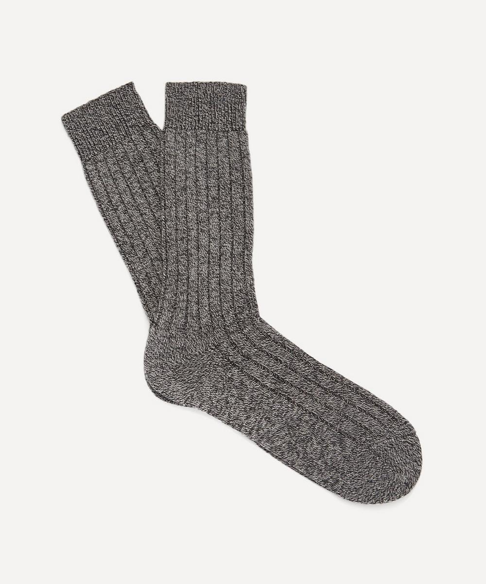 Pantherella - Waddington Cashmere-Blend Socks