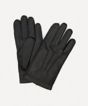 Chelsea Cashmere Lined Leather Gloves