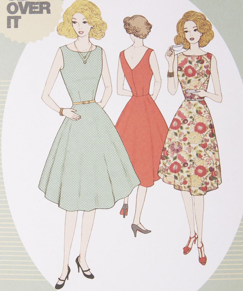 Betty Dress Sewing Pattern Kit