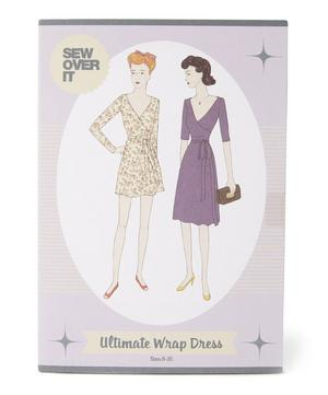 Wrap Dress Sewing Pattern Kit
