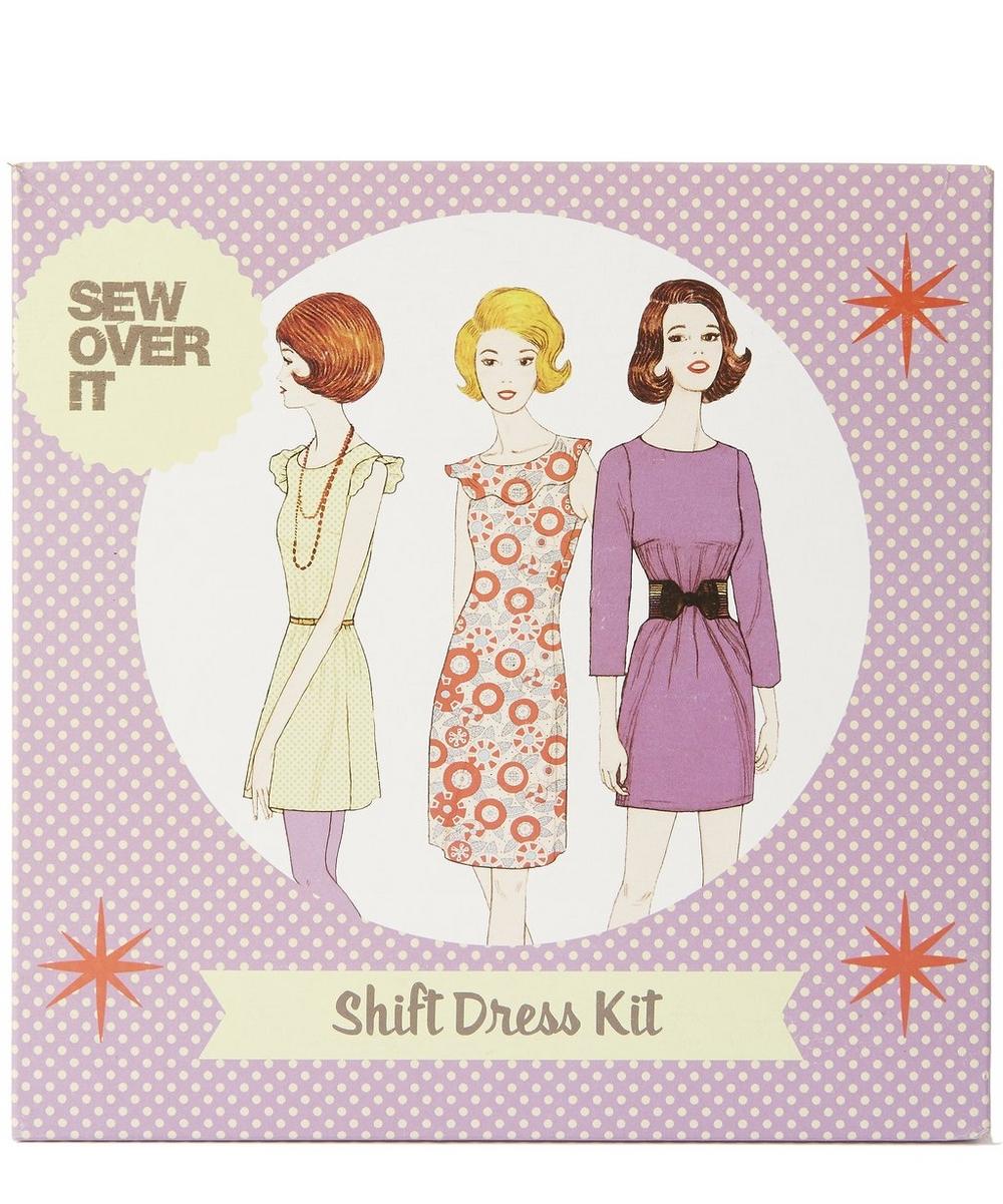 Shift Dress Pattern Sewing Kit Pack   Liberty London