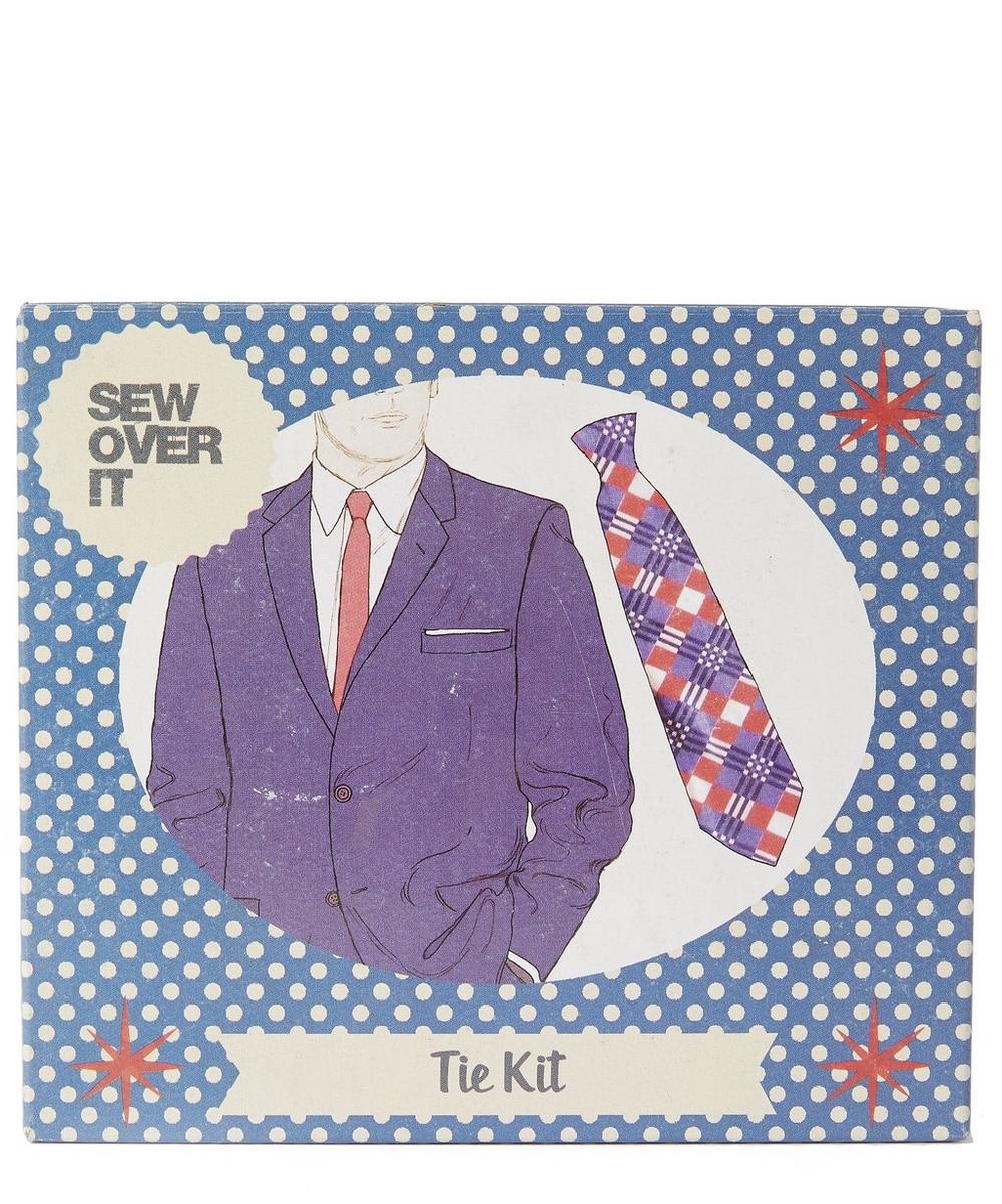 Tie Sewing Pattern Kit Pack Liberty London