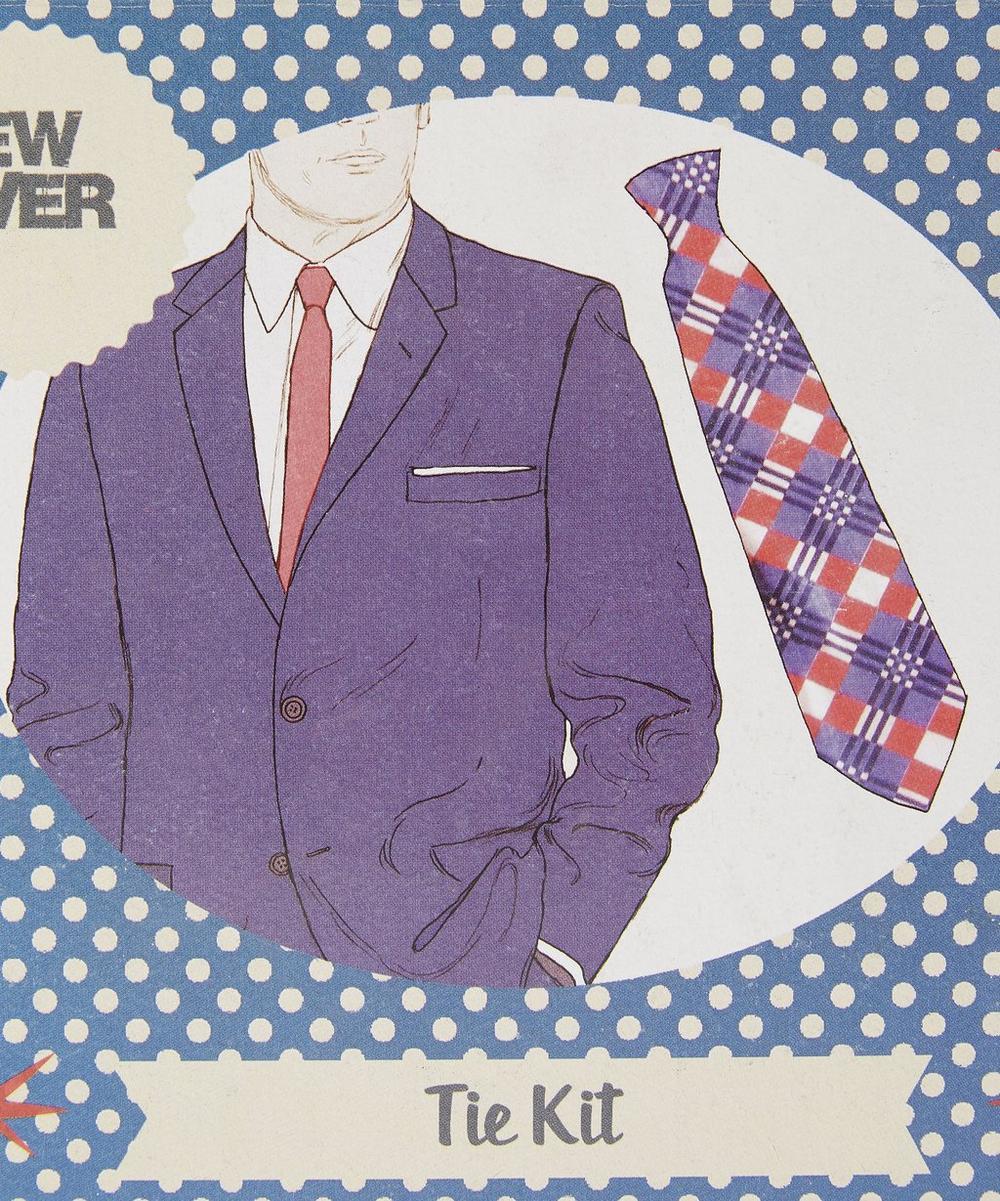 Tie Sewing Pattern Kit Pack