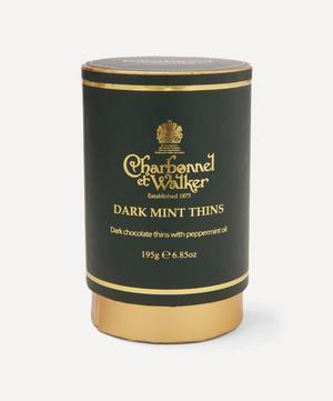 Dark Chocolate Mint Thins 195g
