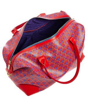 Regent Weekend Bag in Iphis Canvas