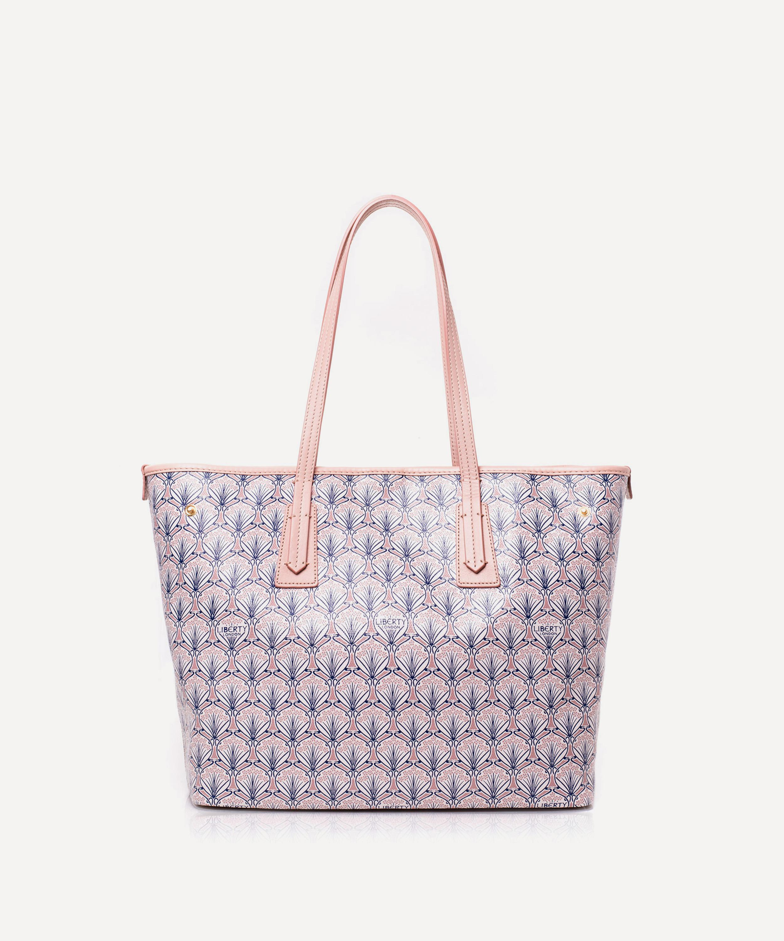 0d6703374d34f Little Marlborough Tote Bag in Iphis Canvas