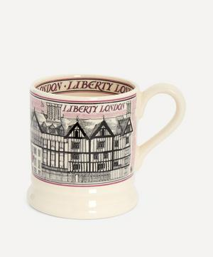 Liberty Building Half-Pint Mug