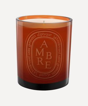 Ambre Candle 300g