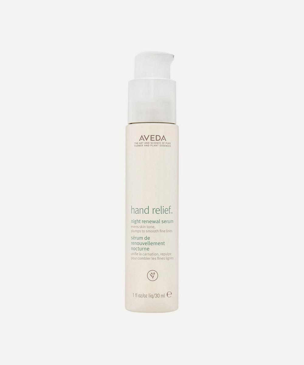 Hand Relief Night Renewal Serum 30ml