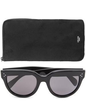 Large Round Audrey Sunglasses