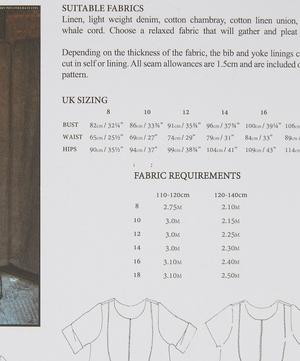 The Dress Shirt Design Pattern