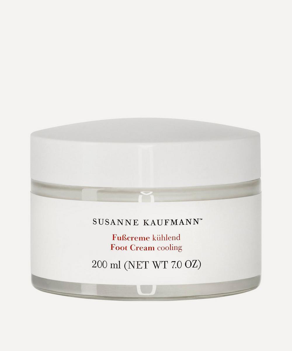 Susanne Kaufmann - Cooling Foot Cream 200ml