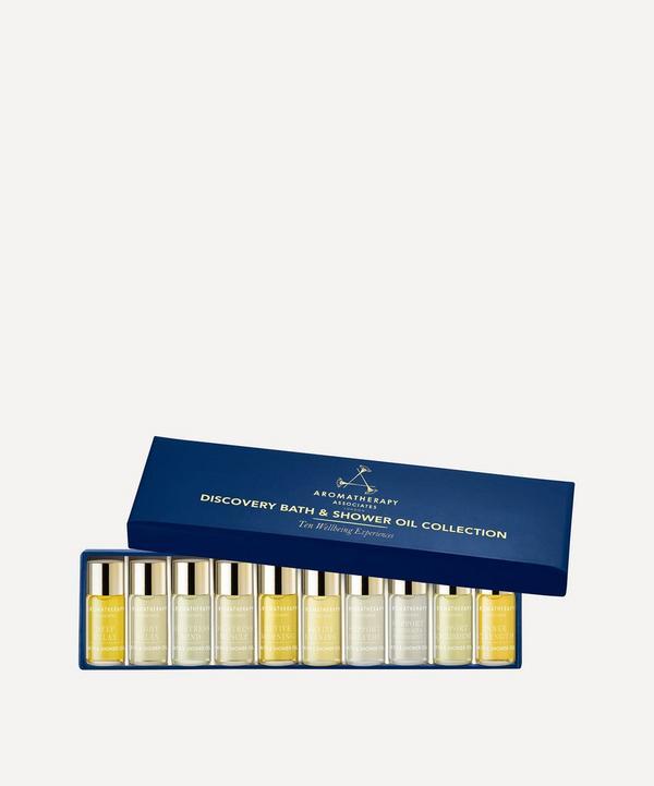 Mini Bath Oil Collection