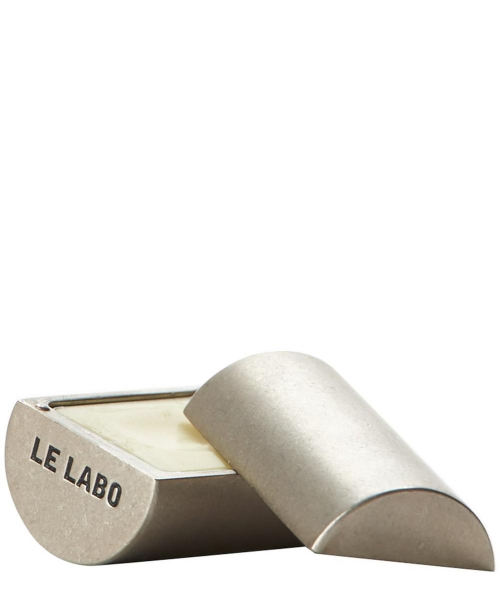 Shop Le Labo Fleur D Oranger 27 Solid Perfume In White