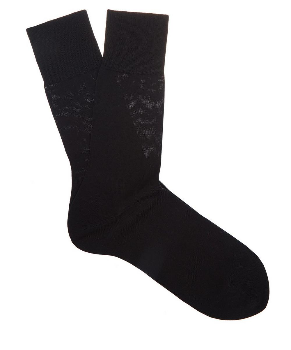 Tiago Cotton-Blend Socks