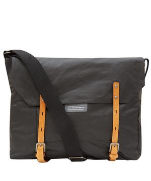 Jeremy Waxy Satchel Bag