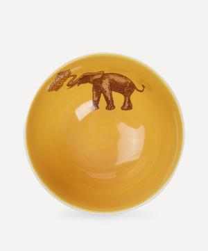 Elephant Porcelain Bowl
