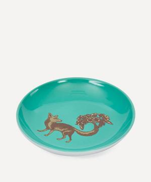 Puddin' Head Fox Plate