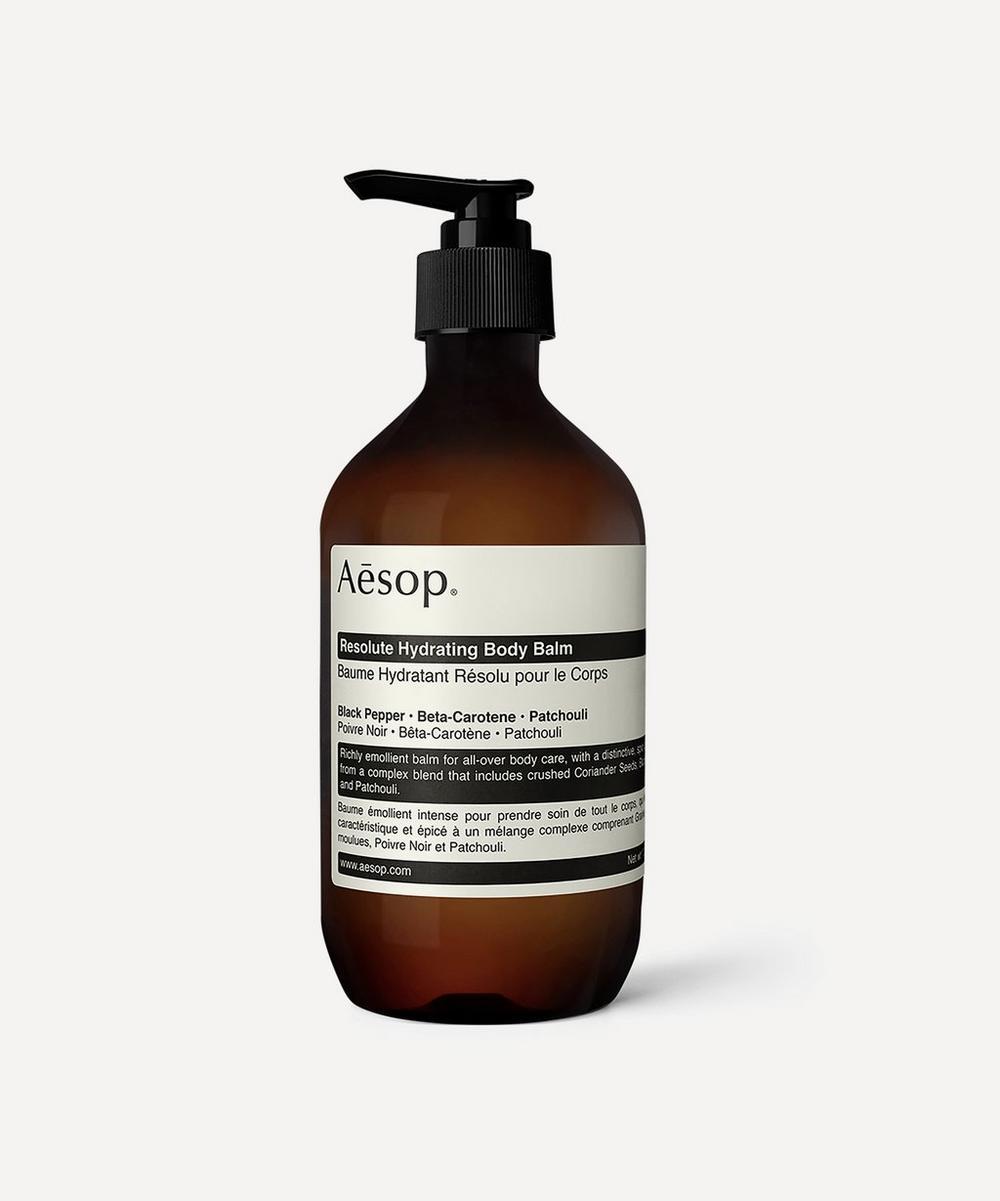 Aesop - Resolute Hydrating Body Balm 500ml