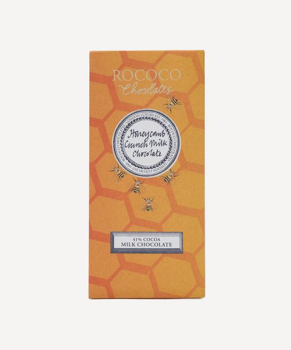 Rococo - Honeycomb Crunch Milk Chocolate Bar 70g