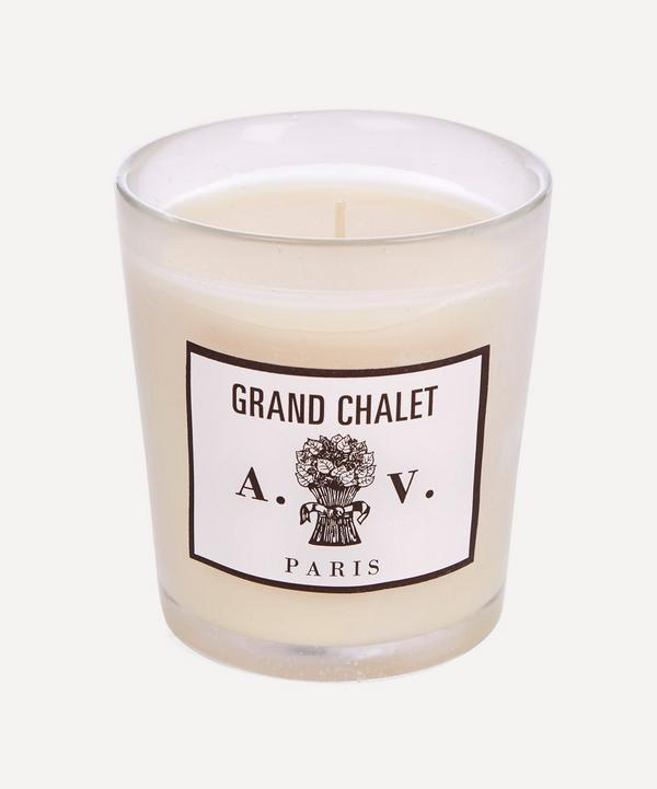 Grand Chalet Candle 260g
