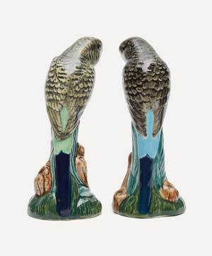 Budgerigars Salt and Pepper Shakers